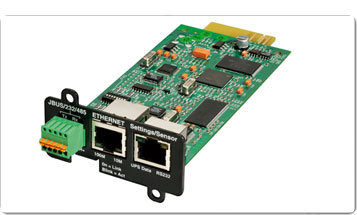 Network & ModBus Card-MS product image